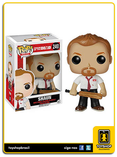 Shaun of the Dead: Shaun  Pop - Funko