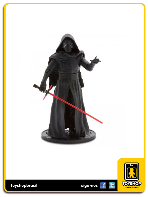 Star Wars Elite Series: Kylo Ren Diecast - Disney Store