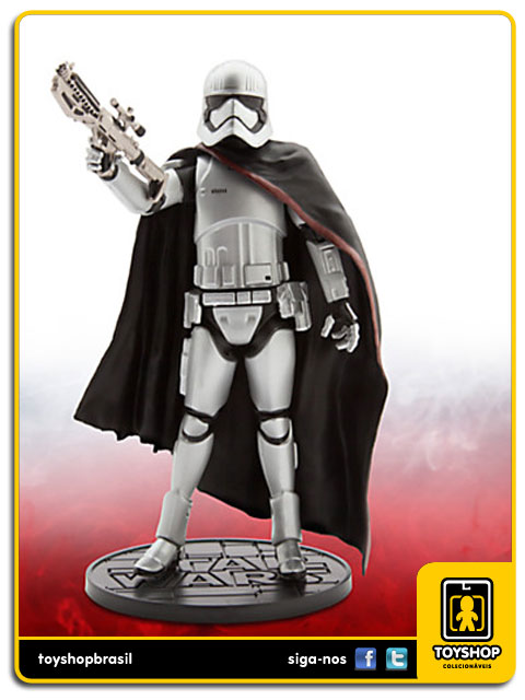 Star Wars Elite Series: Captain Phasma  Diecast - Disney Store