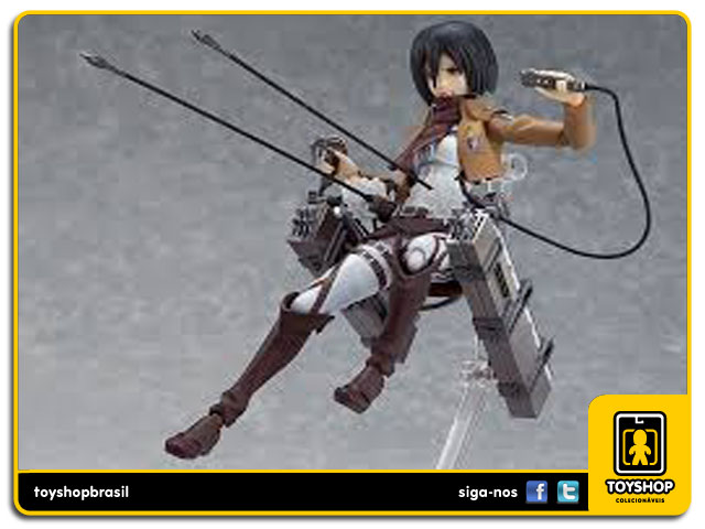 Attack on Titan: Mikasa Ackerman Figma - Max Factory