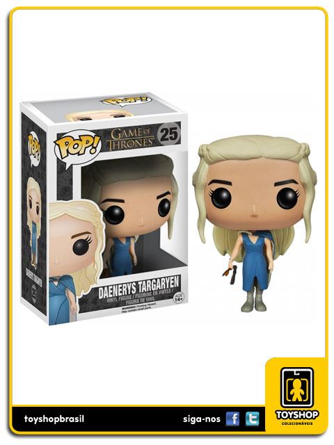 Game of Thrones: Daenerys Targaryen 25 Pop - Funko