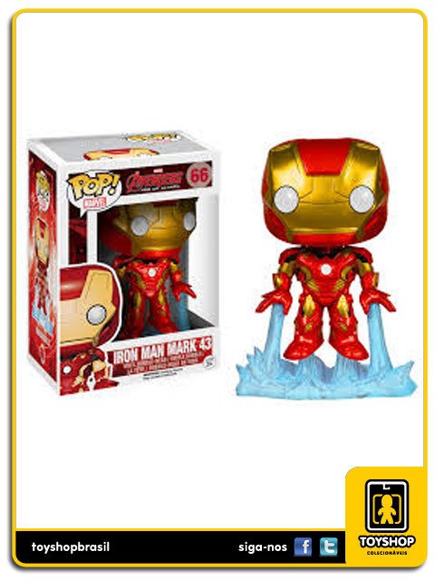 Avengers Age of Ultron: Iron Man Mark 43  Pop - Funko