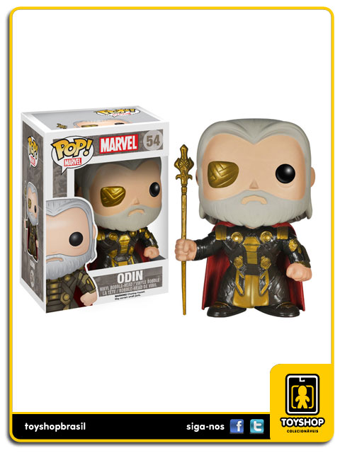 Marvel: Odin Pop - Funko