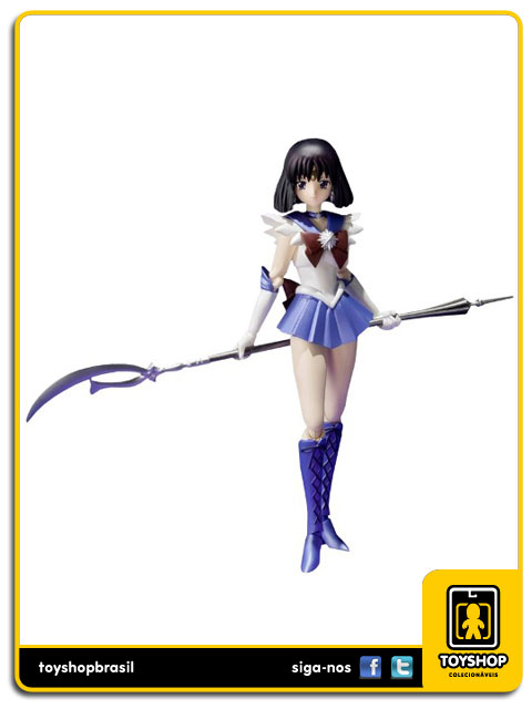 Sailor Moon S.H. Figuarts: Sailor Saturn - Bandai