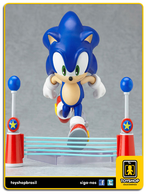 Sonic The Hedgehog: Sonic Nendoroid  - Good Smile