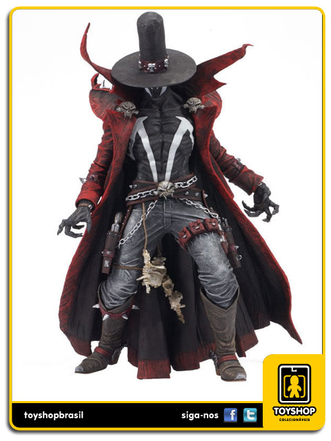 Spawn 27: Spawn Issue 119 Gunslinger - Mcfarlane