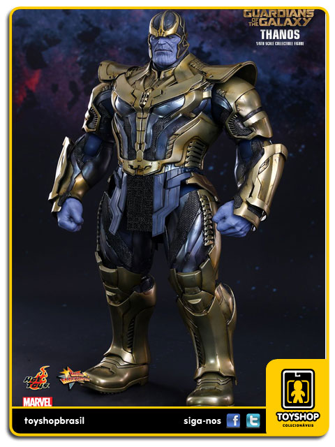 Guardians of the Galaxy: Thanos - Hot Toys