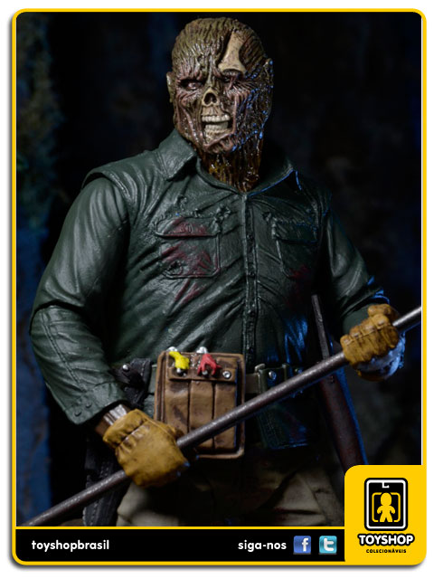 Friday The 13th Part VI: Ultimate Jason Lives - Neca