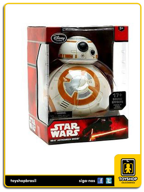 Star Wars The Force Awakens:  Talking BB-8 - Disney Store