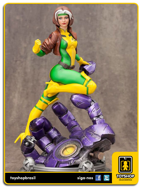 Marvel Danger Room Sessions: Estátua Rogue - Kotobukiya