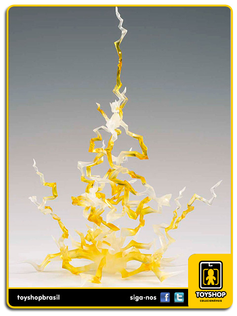 Tamashii Effect Thunder: Yellow Version - Bandai