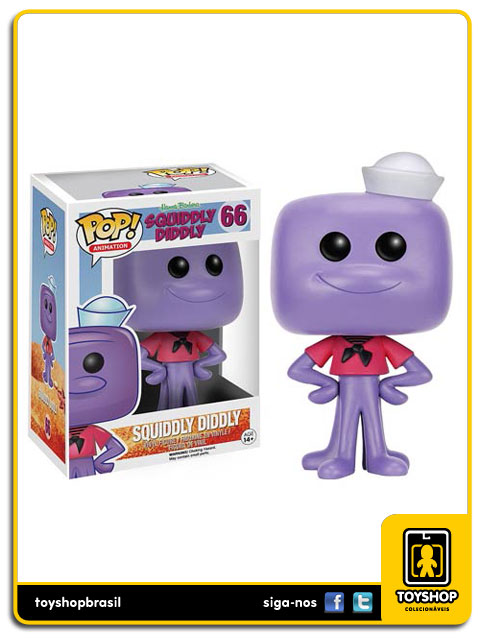 Hanna Barbera: Squiddly Diddly Pop - Funko
