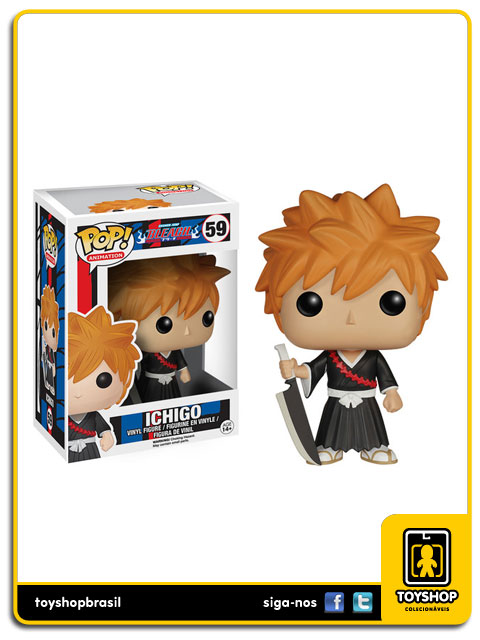 Bleach: Ichigo Pop - Funko