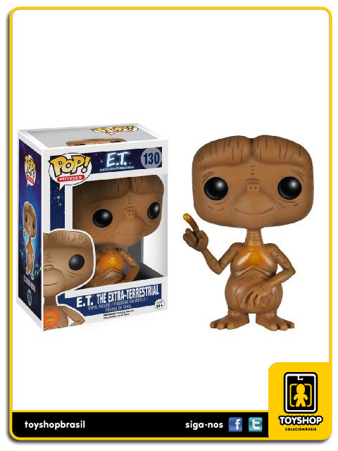 E.T: E.T The Extra-Terrestrial Pop - Funko