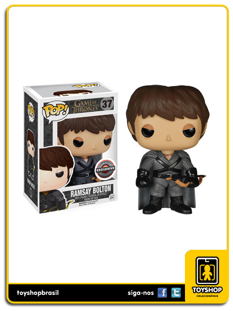 Game of Thrones: Ramsay Bolton GameStop Exclusive Pop - Funko