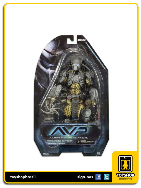 AVP Alien vs Predator: Chopper Predator - Neca
