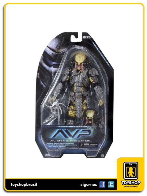 AVP Alien vs Predator: Scar Predator - Neca