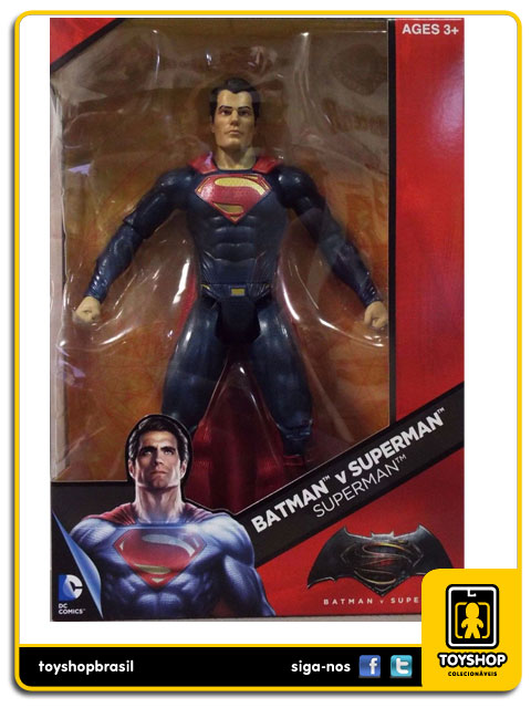 Dc Comics Multiverse Batman v Superman: Superman  - Mattel
