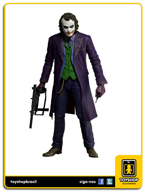 Batman The Dark Knight: The Joker - Neca