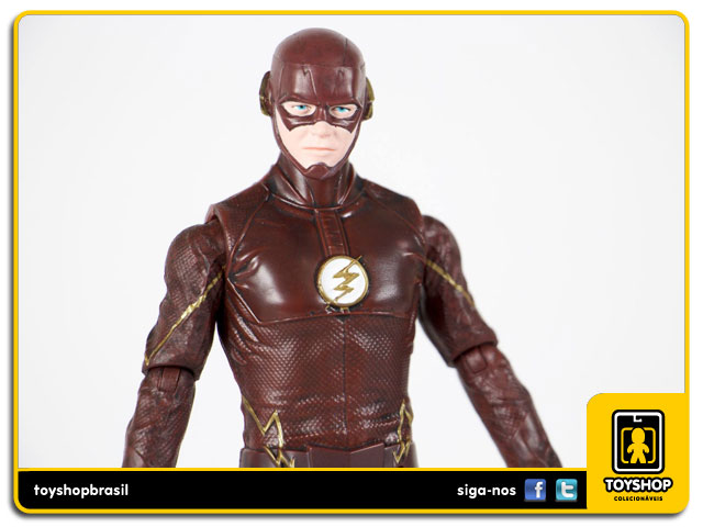 Dc Comics Multiverse The Flash TV Series:  The Flash - Mattel