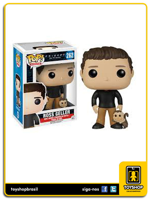Friends the TV Series: Ross Geller  Pop - Funko