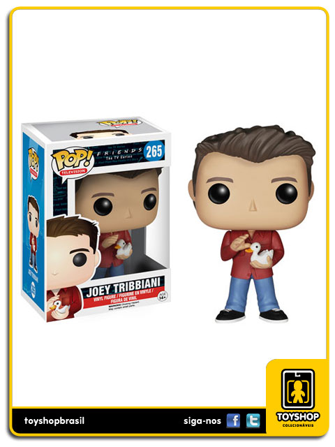 Friends the TV Series: Joey Tribbiani  Pop - Funko
