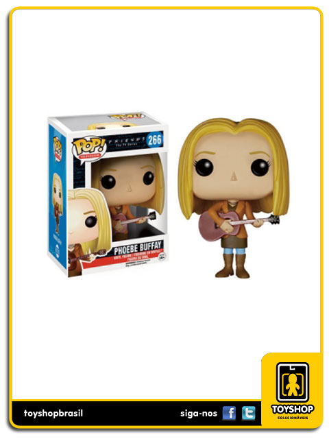 Friends the TV Series: Phoebe Buffay Pop - Funko