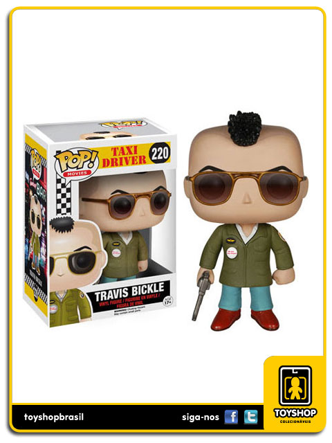 Taxi Driver: Travis Bickle  Pop - Funko