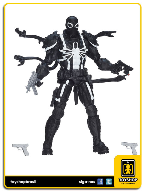 Marvel Legends Infinite Spider-Man: Agent Venom - Hasbro