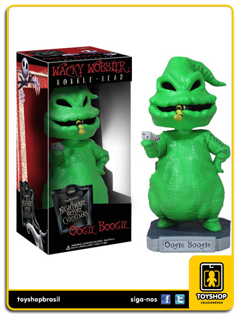 Nightmare Before Christmas: Oogie Boogie  Bobble Head - Funko