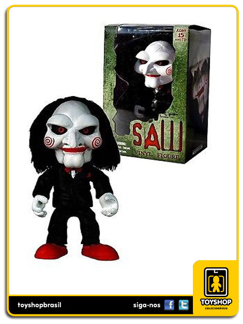 Saw: Jigsaw Vinyl Figure - Mezco