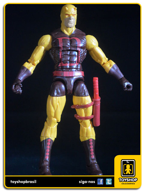 Marvel Legends Infinite: Daredevil Yellow - Hasbro