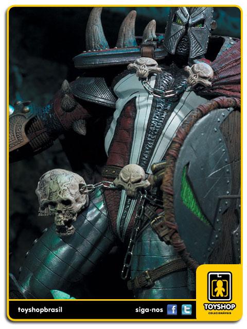 Spawn 20: Medieval Spawn - Mcfarlane