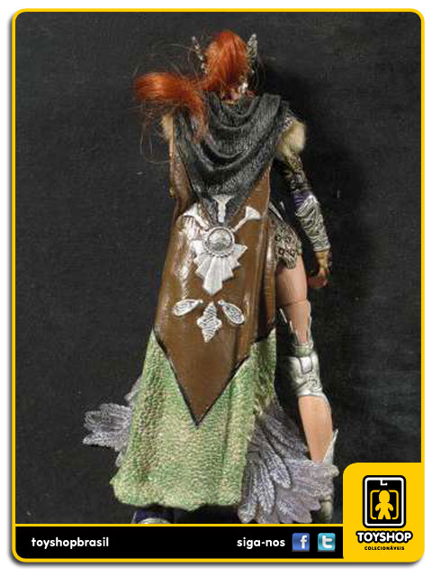 Spawn 22 R3: Valkerie The Viking Age - Mcfarlane