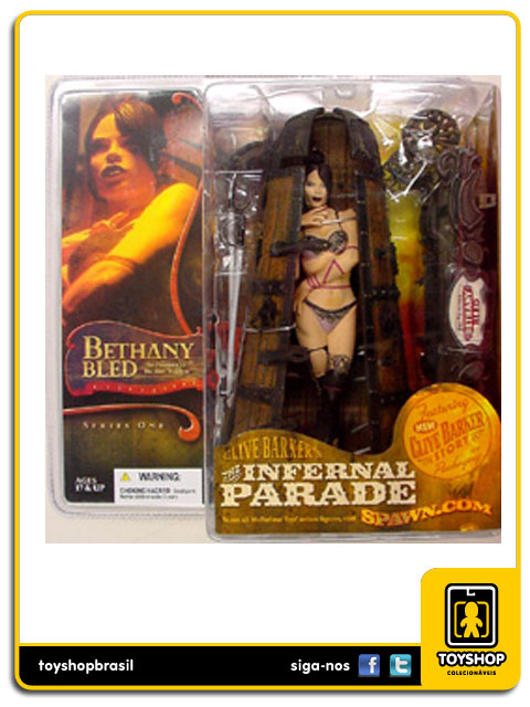Clive Barker´s Infernal Parade: Bethany Bled - Mcfarlane
