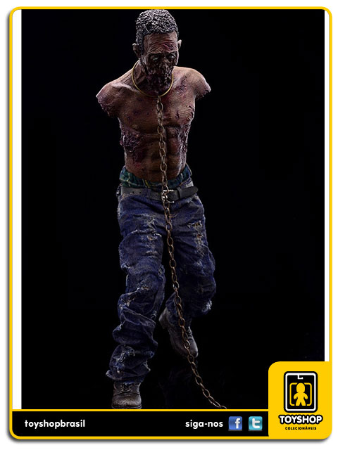 The Walking Dead: Michonne´s Pet (Green)  1/6 - Threezero