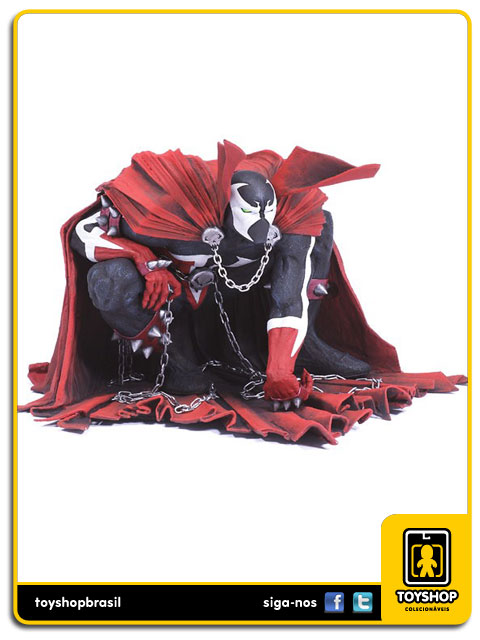 Spawn 26: Issue 8 Cover Art - Mcfarlane