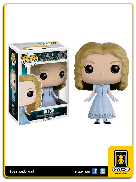 Alice in Wonderland: Alice Pop - Funko