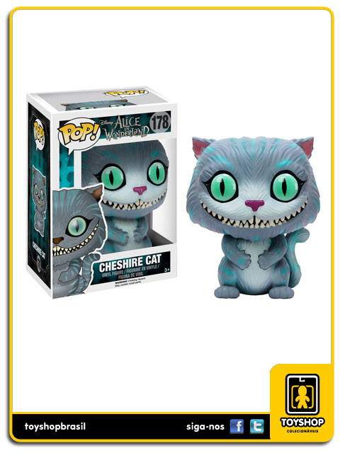 Alice in Wonderland: Cheshire Cat  Pop - Funko