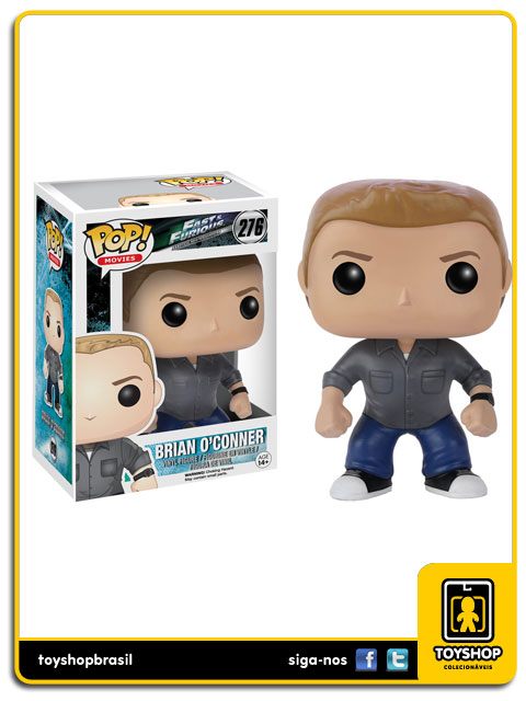 Fast & Furious: Brian O´Conner  Pop -  Funko