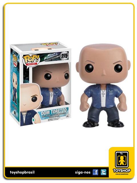 Fast & Furious: Dom Toretto  Pop -  Funko