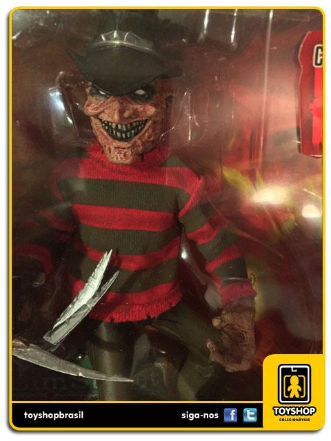 Cinema of Fear A Nightmare on Elm Street: Freddy Krueger  - Mezco