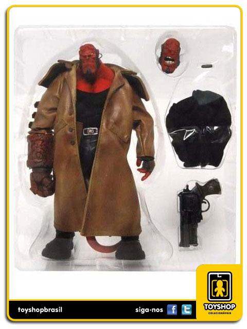 Hellboy: Hellboy Exclusivo - Mezco