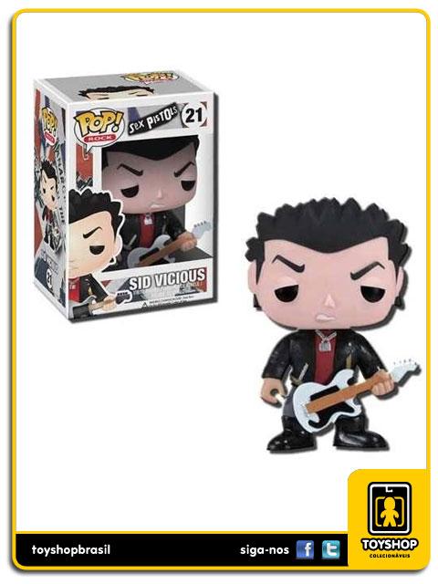Sex Pistols: Sid Vicious  Pop - Funko
