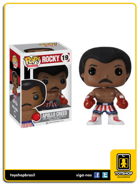 Rocky: Apollo Creed Pop - Funko