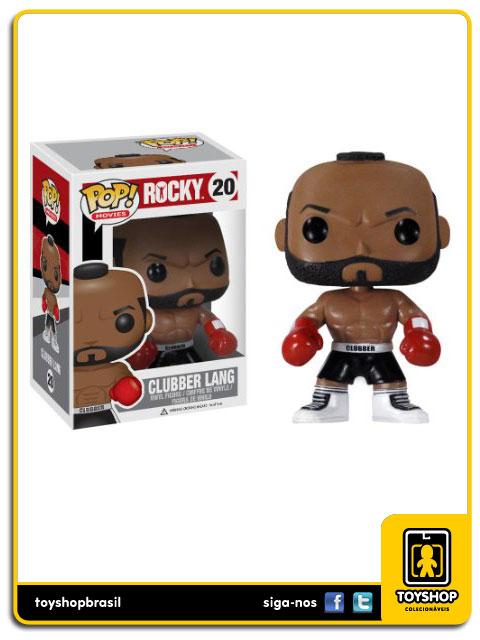 Rocky: Clubber Lang Pop - Funko