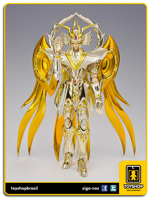 Cavaleiros do Zodíaco Soul of Gold: Shaka de Virgem EX - Cloth Myth