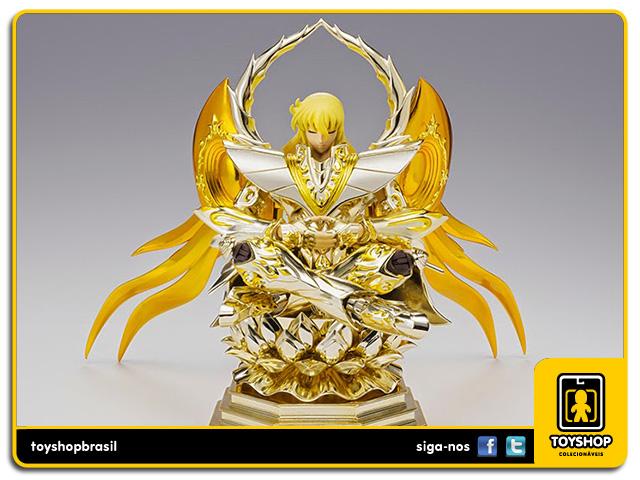 Cavaleiros do Zodíaco Soul of Gold: Shaka de Virgem EX - Cloth Myth