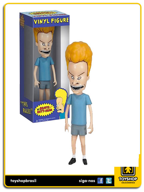 Mtv Beavis and Butt-Head: Beavis Vinyl Figure- Funko