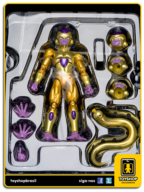 Dragon Ball Z S.H. Figuarts: Golden Frieza - Bandai